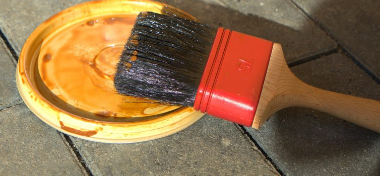 Покраска кислотным красителем