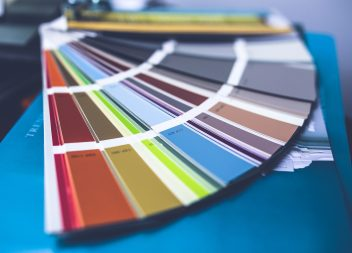 Выбор цветового решения