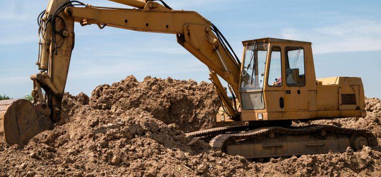 Подготовка земельного участка под фундамент