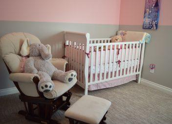 Хороший ремонт в комнате для ребенка