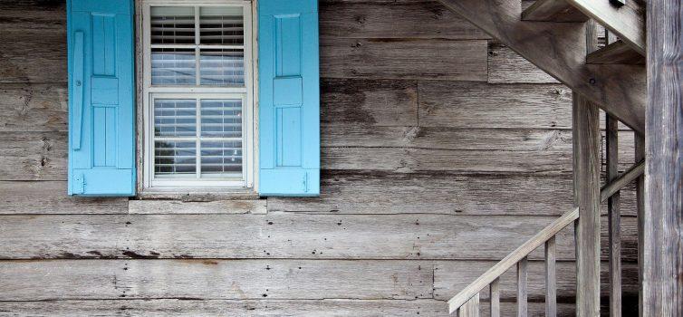Как починить окно с деревянными створками