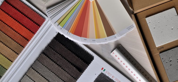 Цветовое решение при укладке керамической плитки