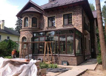 Как превратить дачу в элитный загородный дом