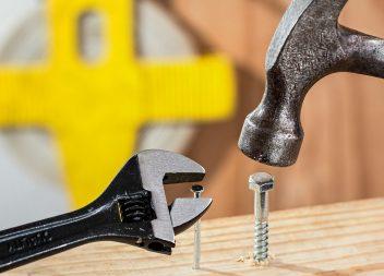 Как использовать гвозди и шурупы