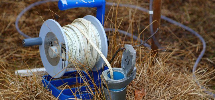 Измерение грунтовых вод