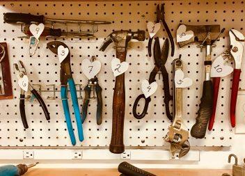 Основной набор инструментов