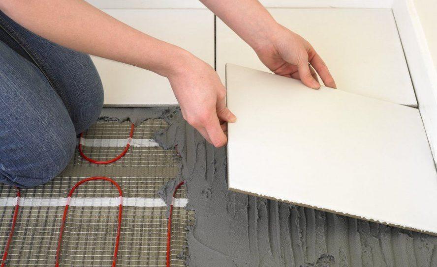 Как отчистить швы в на плитке от засохшего плиточного клея