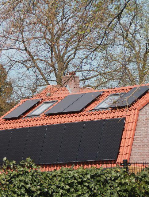 Автономная солнечная электростанция для дома