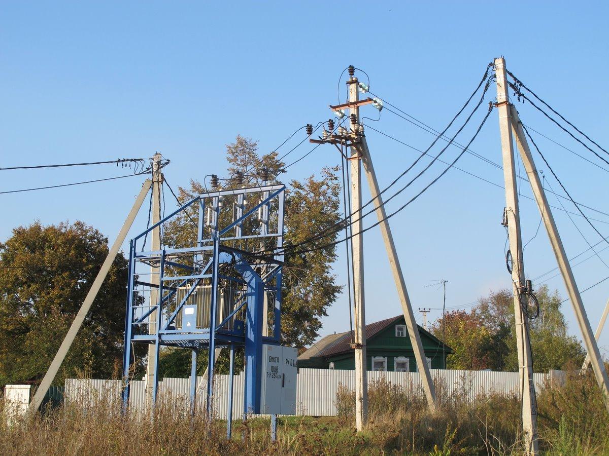 Строительство ЛЭП линий электропередач