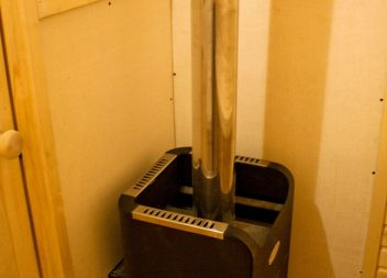 Устройство дымохода в бане