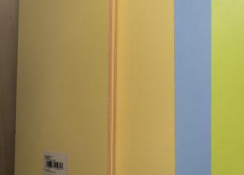 Отделка стен панелями МДФ в ванной комнате