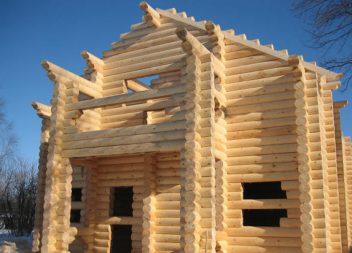 Сколько стоит построить готовый деревянный дом?