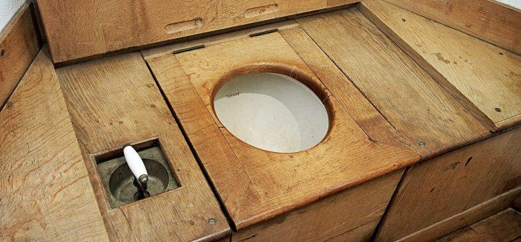 Строим туалет и душ на участке