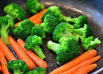 Переход на вегетарианскую пищу. Смена рациона