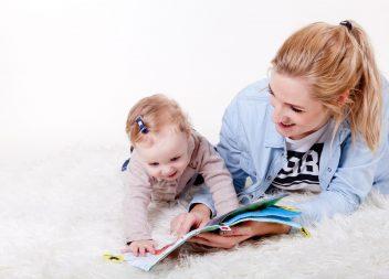 Речевые занятия с малышом